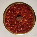 La Dauphine - tarte framboise