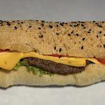 La Dauphine - sandwich burger