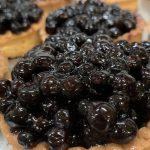 La Dauphine - tartelette myrtilles
